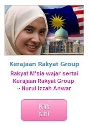 Kerajaan Rakyat Facebook Group Nurul Izzah Anwar Ibrahim