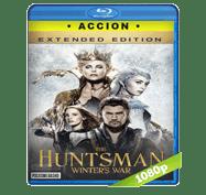 El Cazador y la Reina del Hielo (2016) EXTENDED Full HD BRRip 1080p Audio Dual Latino/Ingles 5.1