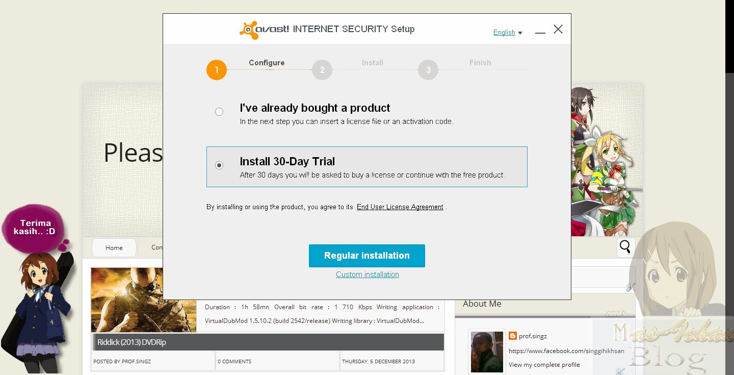 how to cancel avast license