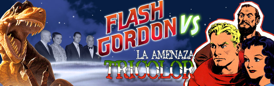 Flash Gordon vs López Obrador