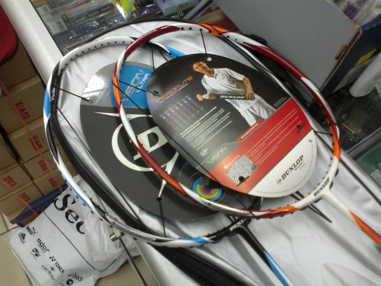ZA Sport House Racket Dunlop Vision Power Vision Ultra