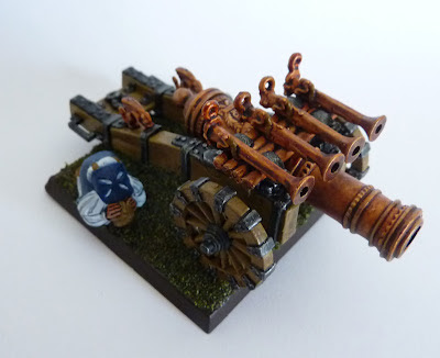 Helblaster volley gun