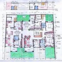 denah rumah minimalis mewah design rumah modern minimalis