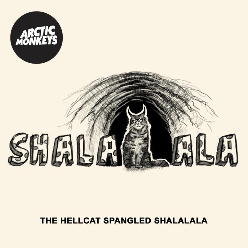 Lyrics Of The Music World: Arctic Monkeys - The Hellcat Spangled ...