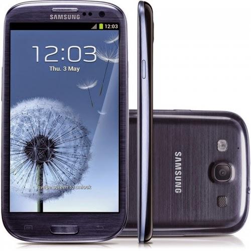 Элегантный и инновационный смартфон мобильный телефон Samsung GT-I9301 Galaxy SIII Black