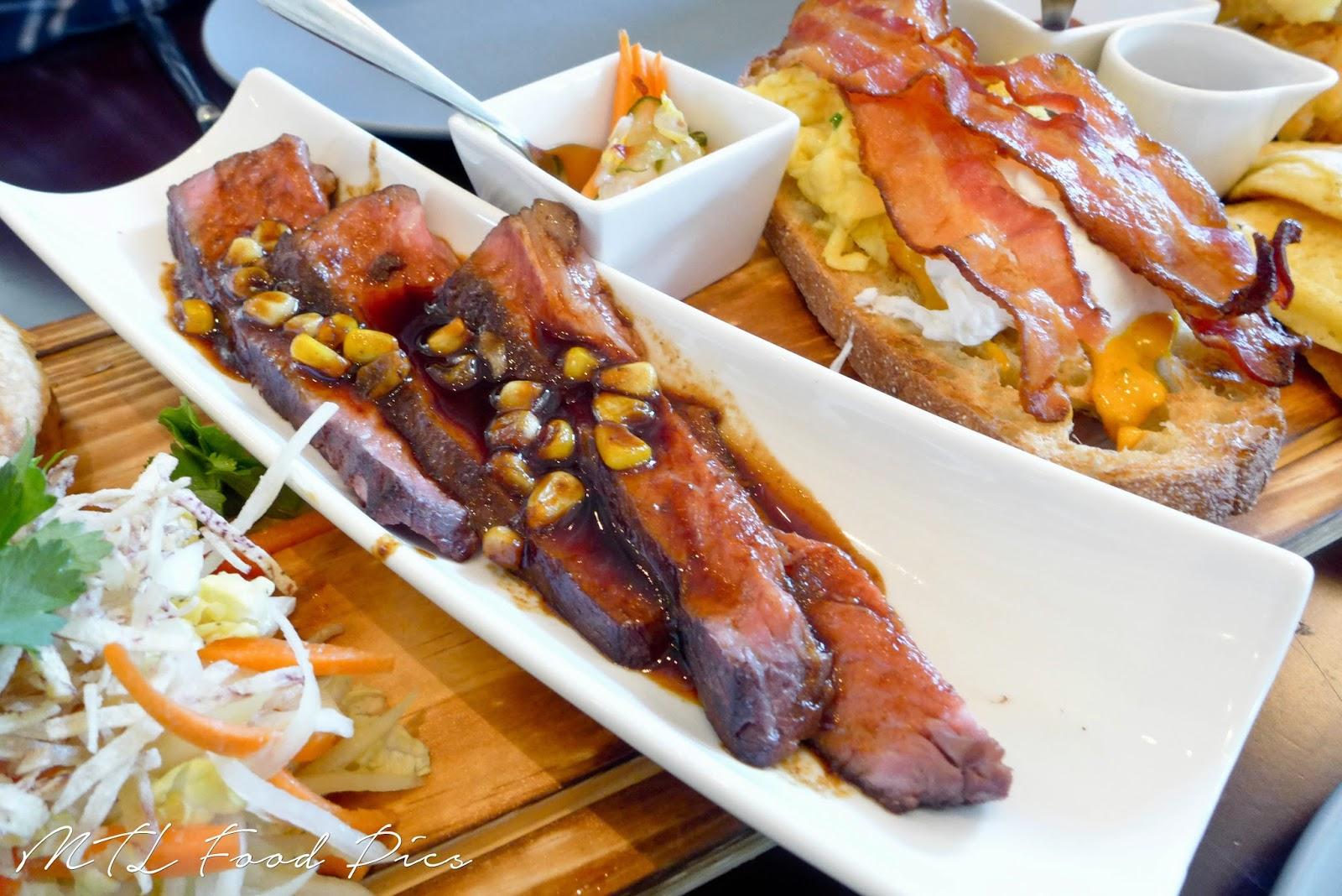 Next Restaurant - Bacon, Eggs, Steak, Kimchi Ottawa