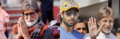 Amitabh and Abhishek Bachchan. Who is more charismatic?