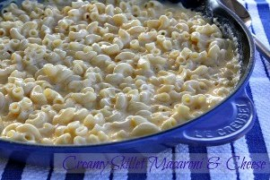 Creamy Skillet Macaroni &amp; Cheese