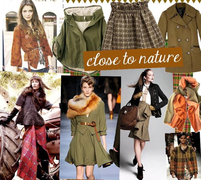 Fall Fashion Trend Forecast 2014