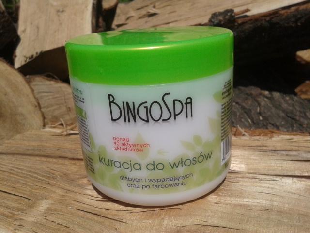 Maska do włosów z BingoSpa
