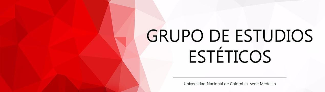 GRUPO DE ESTUDIOS ESTÉTICOS