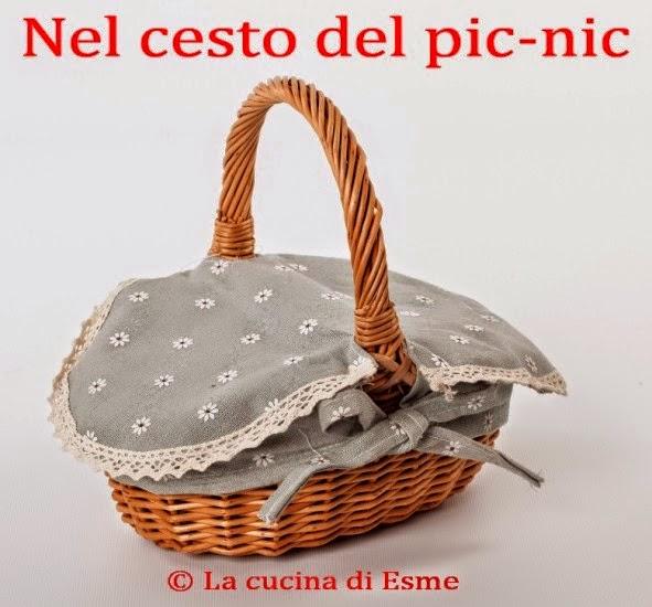 Nel cesto del picnic