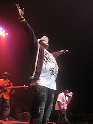Barrington Levy, San Diego Sports Arena Tribute to the Legends 2010