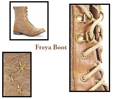 Freya festival boots