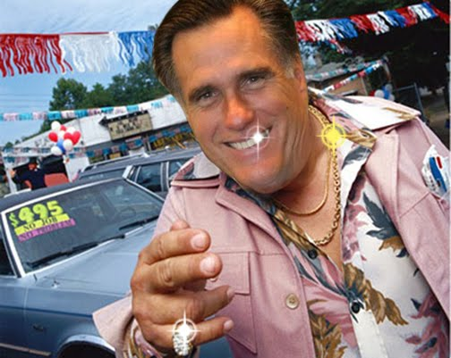 Toothless Romney