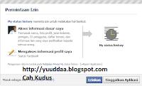 Cara Melihat Status Jadul Facebook