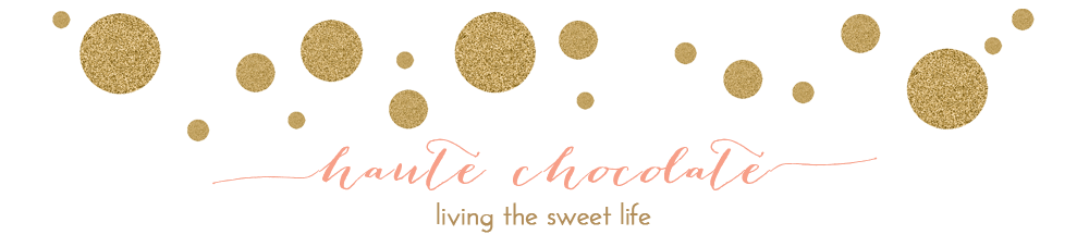 Haute Chocolate - Personalized Party Printables for Life's Sweet Celebrations