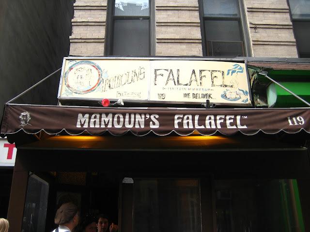 Dicas de New York: Restaurantes e Comidinhas