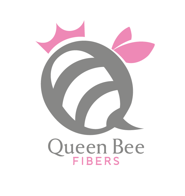 pages home website queen bee on facebook queen bee on ravelryQueen Bee Logo