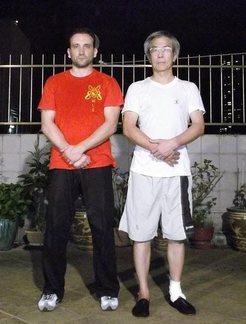 Con Sifu Michael Tang (Tang Yik Weng Chun Family)