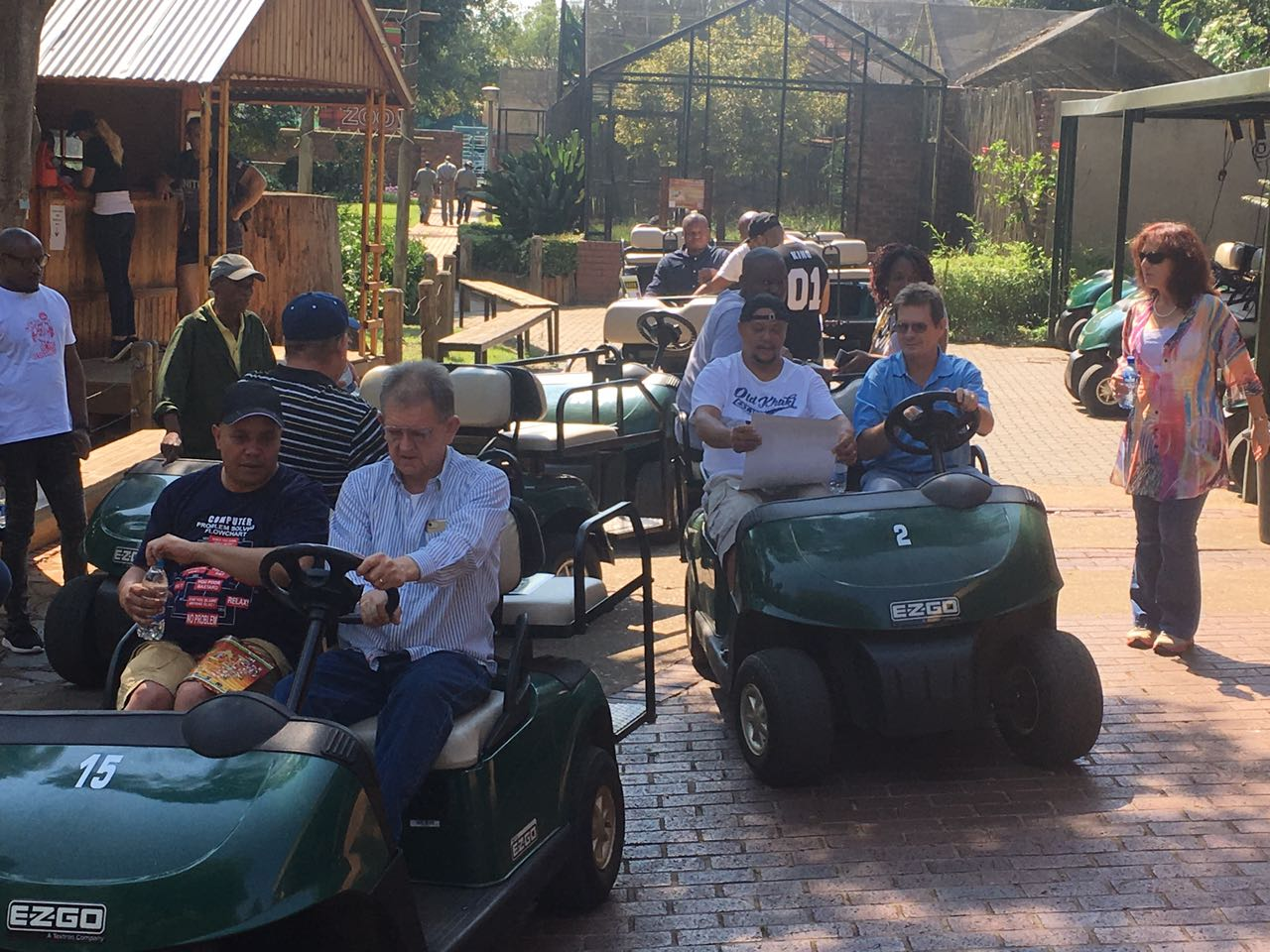 Team Building Pretoria Zoo