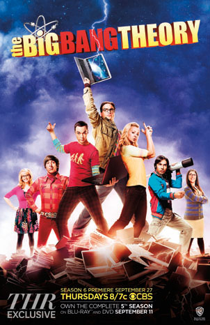 The Big Bang Theory Tem Seis