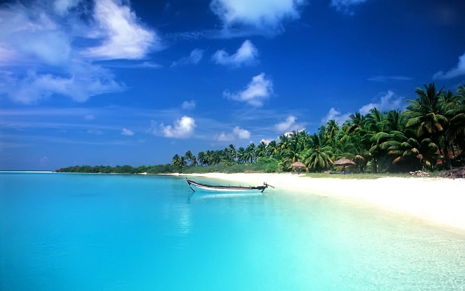 Beach-Boat-Colva-India
