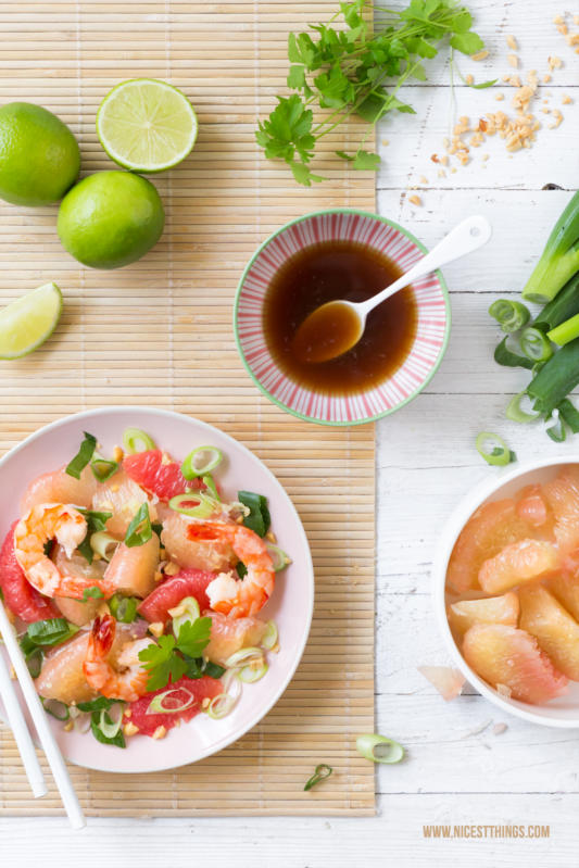 Recipe for Thai Pomelo Salad