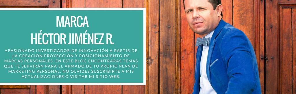 Marca Héctor Jiménez
