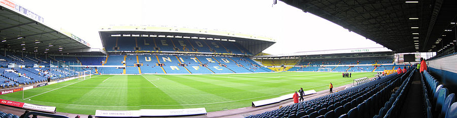 "ELLAND ROAD: ""Home Sweet Home"""
