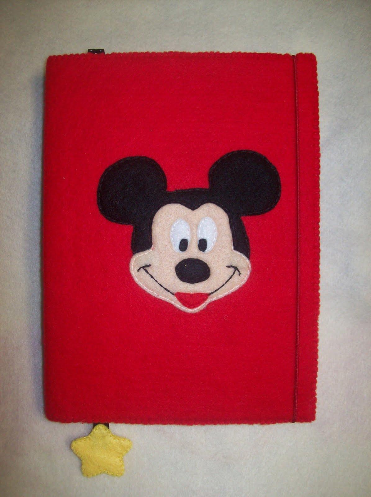 Manualidades de mickey mouse dulceros de fieltro de mickey - Manualidades minnie mouse ...
