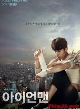 Người Sắt Hàn Quốc - Iron Man