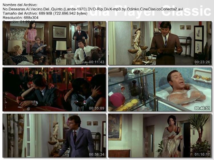 No desearás al vecino del quinto | 1970 | Con Alfredo Landa