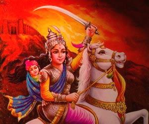 тнιηкηg_∂郃єяєηт: Jhansi Rani Lakshmi Bai