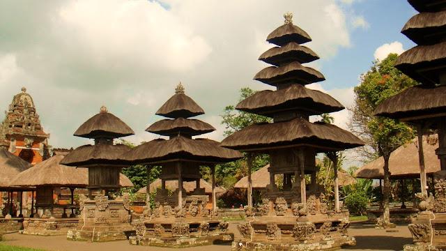Los templos más bellos de Bali