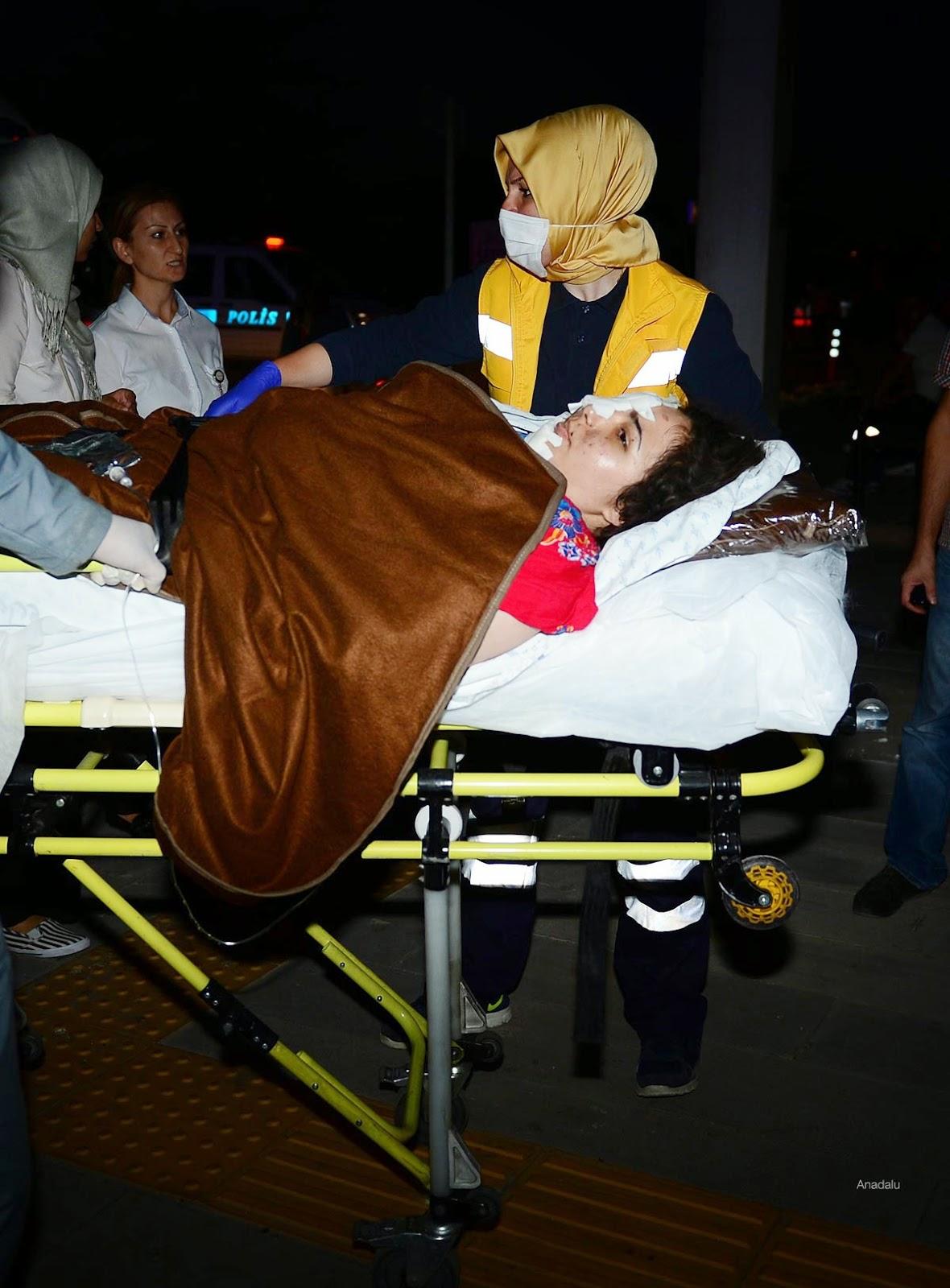 rakyat palestin yang cedera tak dibenarkan berlepas melalui airport kaherah