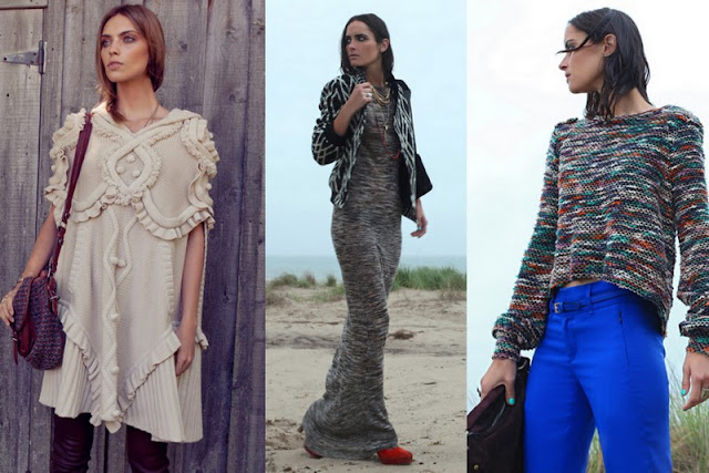 Tendencias invierno 2011 SHOPBOP lookbook collage