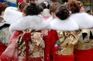 Seijin no Hi - Ergenlikten kurtulan Japonların bayramı