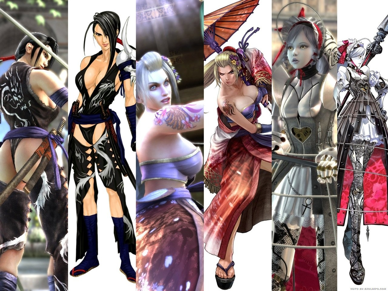 soul calibur erotic fanfiction