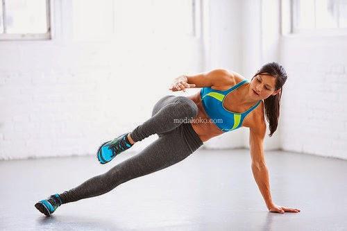 Tüm Vücudu Fit Yapan Tek Egzersiz