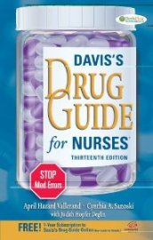 Davis drug guide for nurses 14th edition pdf