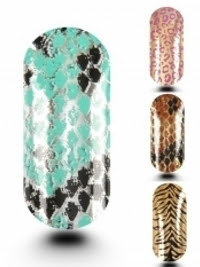 Sizzling-Animal-Print-Nail-Wraps