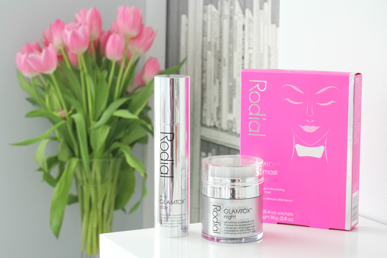 Rodial Day & Night Cream and Firming Neck Masks Review