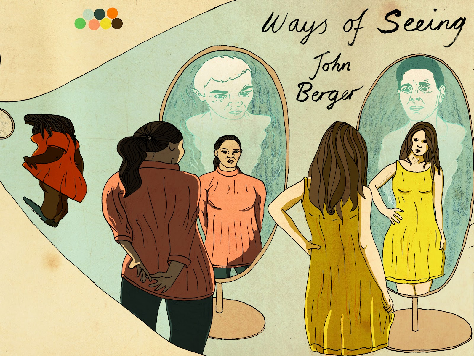 ways of seeing john berger k k club