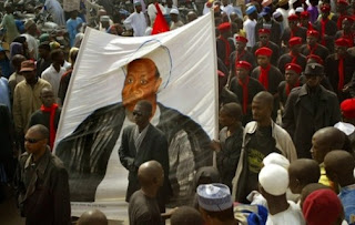 Shi'ites protest killing of members by soldiers