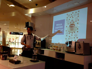 Eric Lim, Q Grader, Conlins Coffee Company, The Coffee Laboratory, Alessi Cebu, Bluenotes Coffee, Artisans Coffee, Sweet Serenity