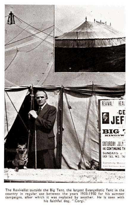 The Big Tent at sea-front at Hove,1949