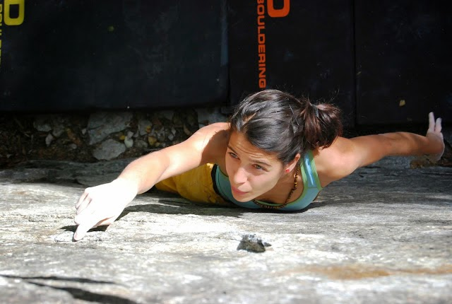 CLIMBING IS FULL OF DREAMS TO ACHIEVE
