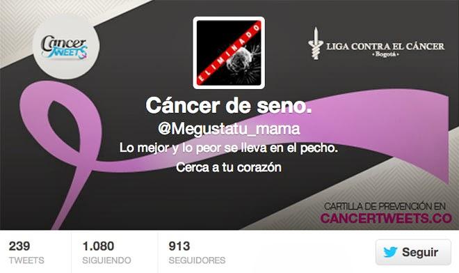 #cancertweets una campaña para luchar contra el cáncer