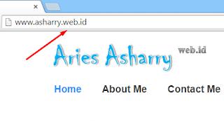 Alasan Kenapa Memilih Domain web.id